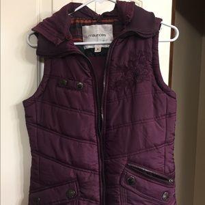Deep Purple vest